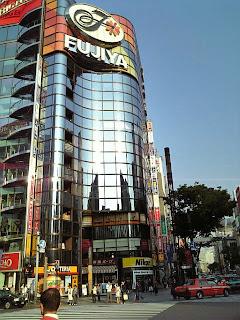 fujiya building in ginza
