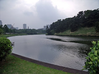 sakurada bori(moat)