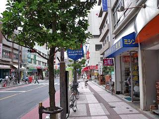honcho-dori(street)
