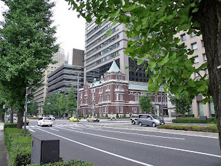 Tokyo ginko kyokai building