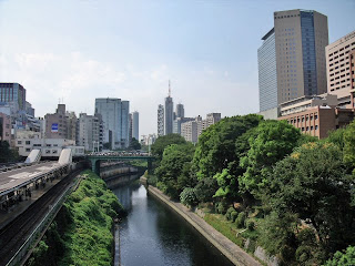 view from hijiri-bridge