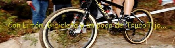 Con Limón, Bicicletas y un poquito de TrucoTijo