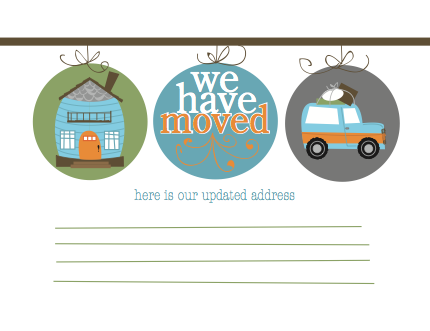 Frugal Life Project Free Change of Address Postcards – Free Change of Address