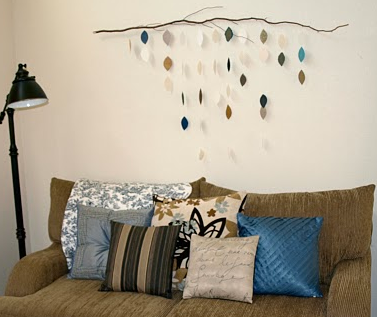 I Love To Find New Ways To Make Wall Art. Framed Artwork And Mirrors Are  Great   But Itu0027s Nice To Add A Little Variety And Creativeness To Your Home!