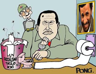 La fontaine de Chavez dans Amérique latine TIRA-550-WEB