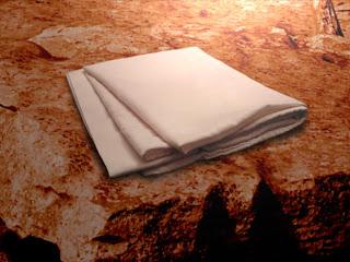 Why Did Jesus Fold the Napkin? Folded