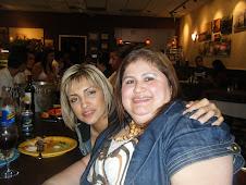 Sandra and I