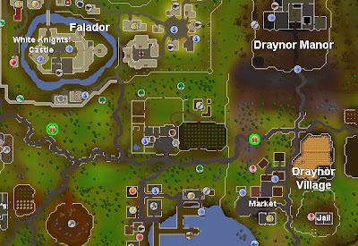 Guia De Runescape Guia De Areas