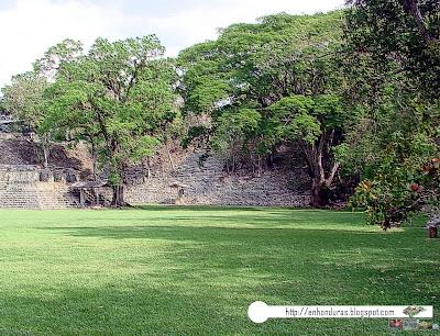 campo de copan ruinas