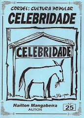 Cordel: Celebridade, nº 25