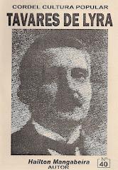 Cordel: Tavares de Lyra, nº 40