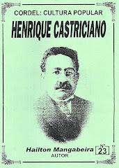 Cordel: Henrique Castriciano, nº 23