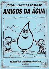 Cordel: Amigos da Água. nº 32