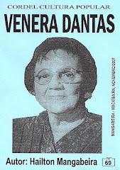 Cordel: Venera Dantas, nº 69. Novembro/2007