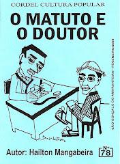 O Matuto e o Doutor. Cordel nº 78.