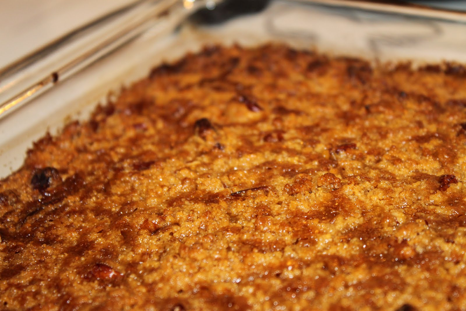 My View From The Avenue: Sweet Potato Casserole