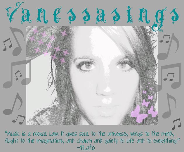 Vanessa Sings