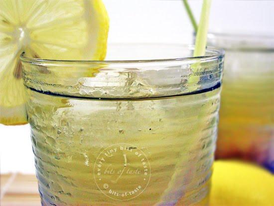 Iced Lemongrass Green Tea