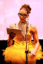 bailarina de amarelo/ ballerina in yellow