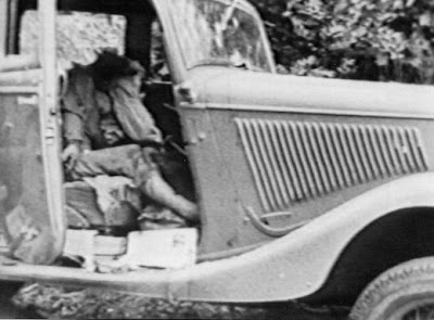 La pareja letal. Bonnie & Clyde