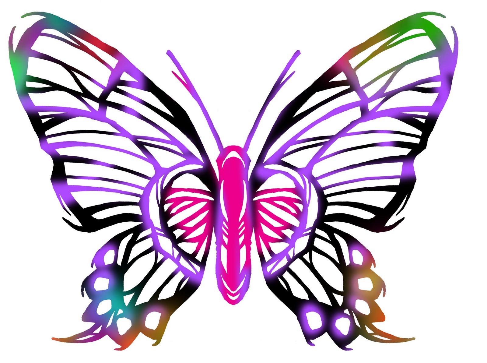 Line Art Of Butterfly : Brianne s butterfly line art