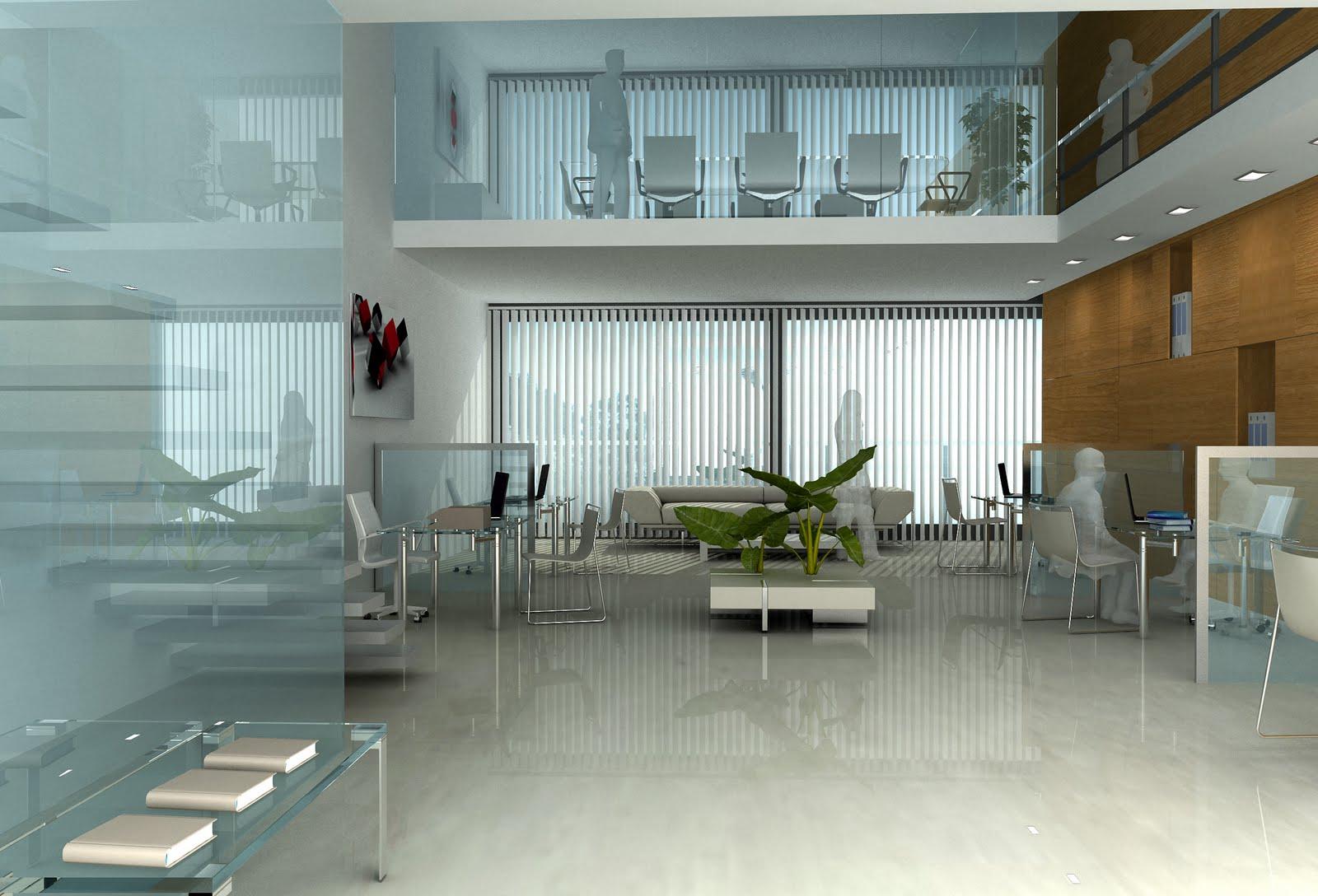 B such arquitectura digital for Disenar mi oficina