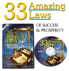 6 Original Motivational CD's Will Be Yours When You Attend the 33 Amazing Laws Seminar