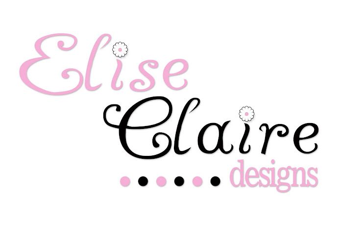 Elise Claire Designs and Embroidery and PersonalizedBowHolders.com