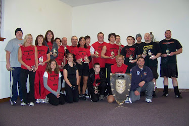 Athletes From The  2011 IBPA Midwest Battle Royal Powerlifting Championships
