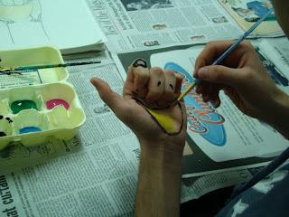 apex high school art, ian sands