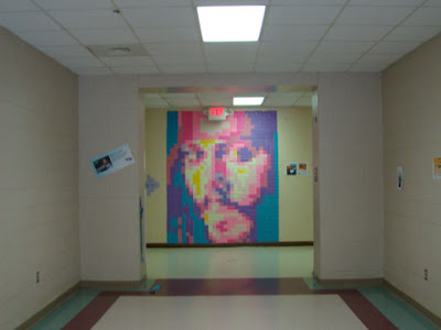 post it note art