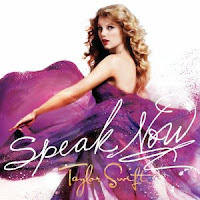 Taylor Swift Speak Now Album Cover