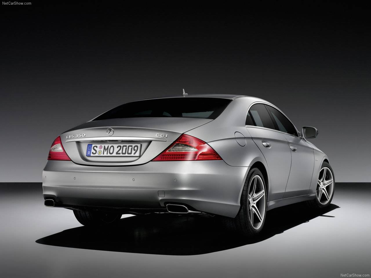Mercedes Benz Auto twenty first century  2009 Mercedes Benz CLS
