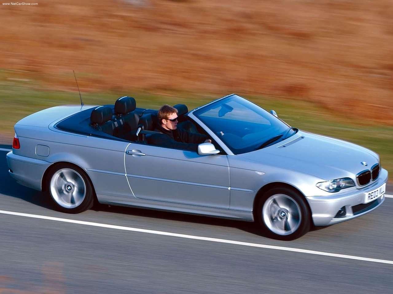 BMW - Auto twenty-first century: 2004 BMW 318Ci Convertible
