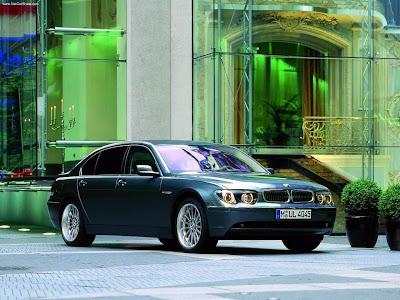 BMW - Auto twenty-first century: 2003 BMW 760Li E66