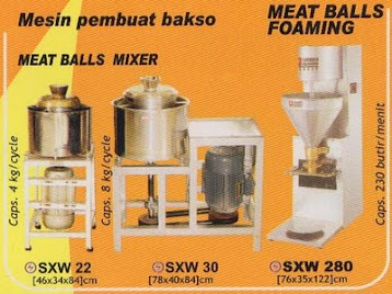 Paket Usaha Bakso