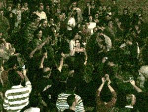 concierto dolores oriordan en murcia noviembre 2007