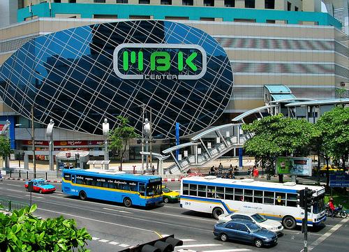 Best Shopping Malls In Bangkok Thailand: MBK Center ...