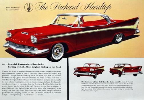 Hover Motor Company You Can Get The History Of Packard