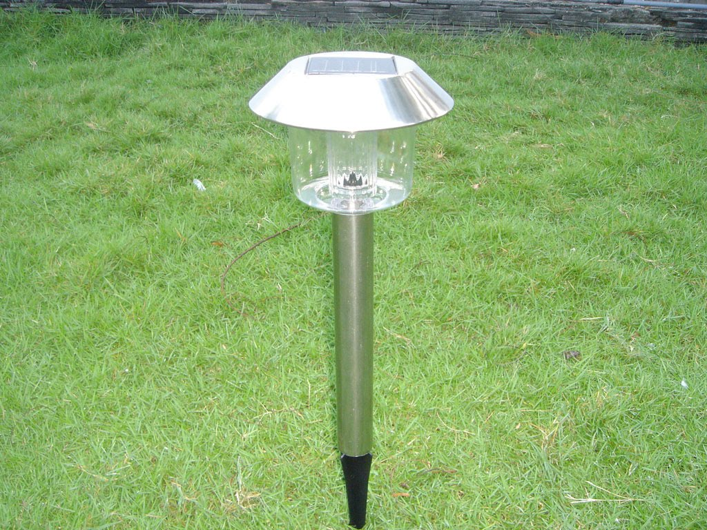 Lampu taman tenaga matahari, lampu taman tenaga surya