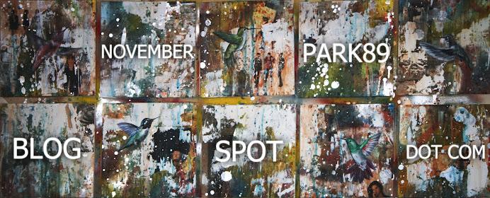 November Park 89 blog