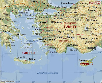 Turkey with Greece and Bulgaria In Greece, we plan to see Athens and