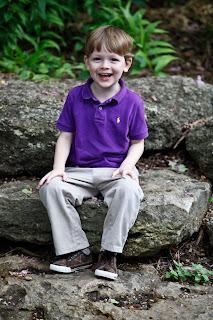 Ethan 5 Years