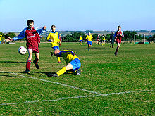 Scilly Soccer League