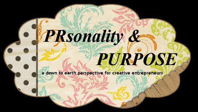 PRsonality & PURPOSE