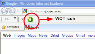 wot WOT! Beware of Website Status