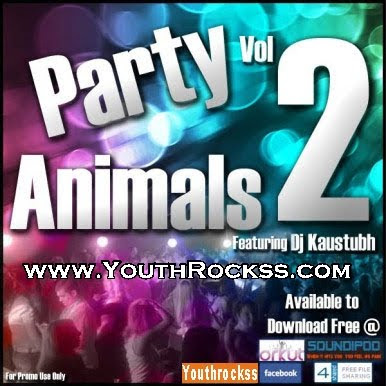 Party Animals Vol 2 | DJ Kaustubh