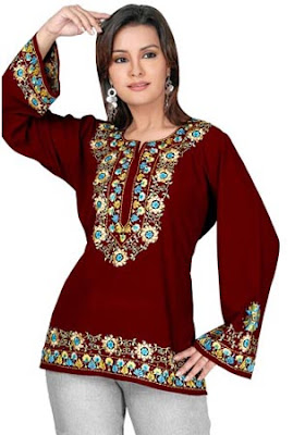 Designer Indian ladies Kurtis