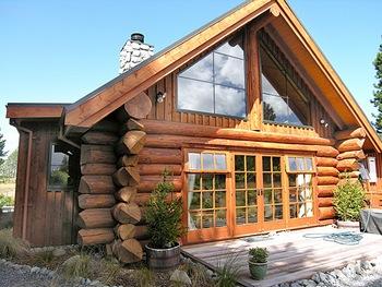 Natural Log Homes New Zealand Home Interiors Design