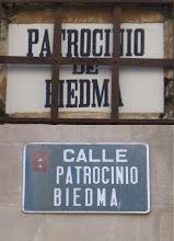 Calle en Baeza (Jaén)